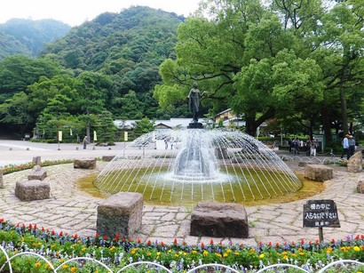 140719岐阜公園⑤、女神の噴水 (コピー).JPG